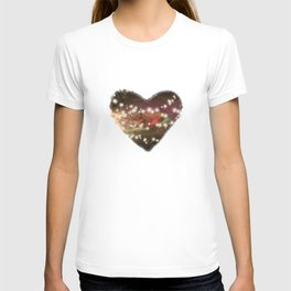 Space Heart T-shirt