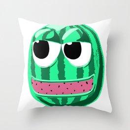 Sandía Throw Pillow