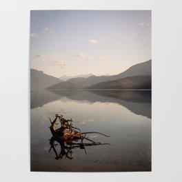 Duncan Lake Two Poster