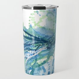 Droplets Travel Mug