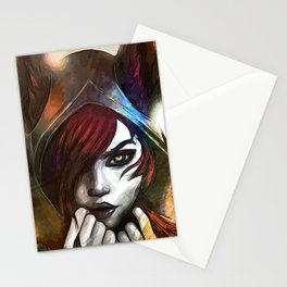 League of Legends XAYAH Stationery Cards