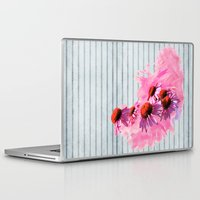 kerouac Laptop & iPad Skins featuring Forgiveness by anipani