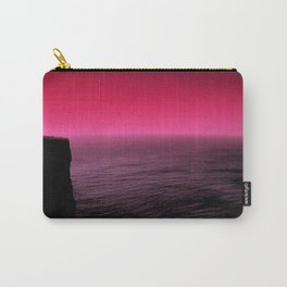 Red Atlantic Carry-All Pouch