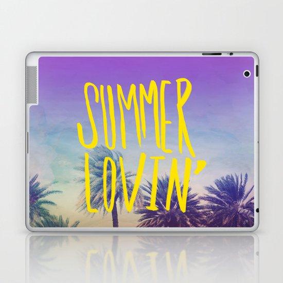 Summer Lovin' Laptop & iPad Skin