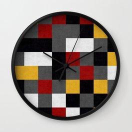 Shapes 033 Wall Clock