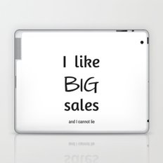 I like BIG Sales Laptop & iPad Skin