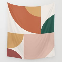 Abstract Geometric 13 Wall Tapestry