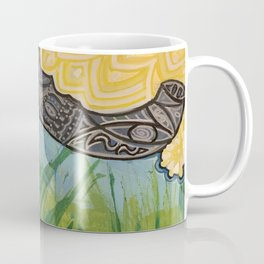 Strenght and Beauty in One Coffee Mug