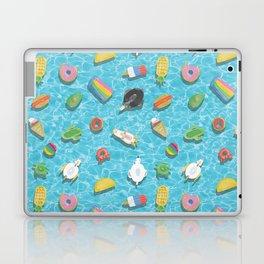 Pool floaties Laptop & iPad Skin