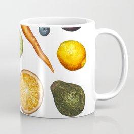 Fruits and vegetables Coffee Mug