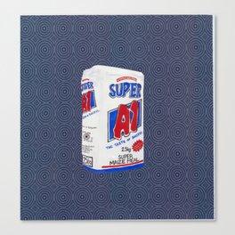 Shwe Shwe Super A1 Canvas Print