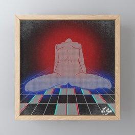 UNA ESCALERA AL INFINITO Framed Mini Art Print