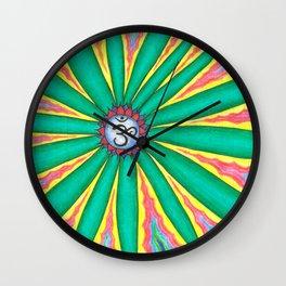 Aloe Sahasrara Wall Clock