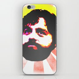 Zach Galifianakis Died for our Sins iPhone Skin