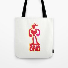 Strong! Tote Bag