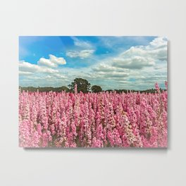 Bold Is Beautiful Metal Print
