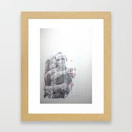 la confiance Framed Art Print