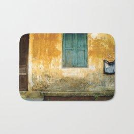 Asian Laundry Day - Hoi An - Vietnam Bath Mat