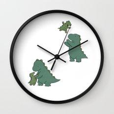 Rory & Dad Wall Clock