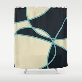 Perfect Imperfection Shower Curtain