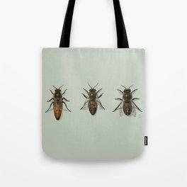 Honey Bee Family Tote Bag
