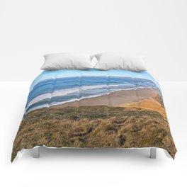 Point Reyes Coastal Scenery Comforters