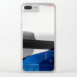 Cracked V2 Clear iPhone Case