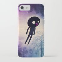 onesie iPhone & iPod Cases featuring omino_ solitario by Marco Puccini
