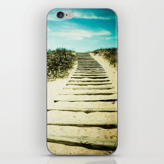 Steps to Your Dreams iPhone & iPod Skin
