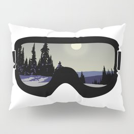 Morning Goggles Pillow Sham