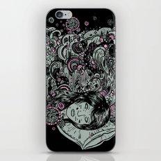 Irregular Sleeping Pattern iPhone & iPod Skin