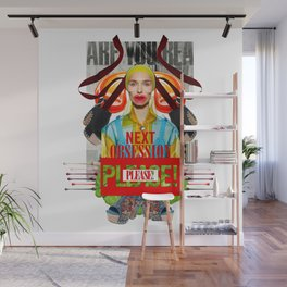 Next Obsession by Lenka Laskoradova Wall Mural