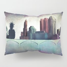 THE OTHER SIDE OF THE TOWN Pillow Sham