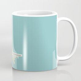 Når jeg kjøper sushi Coffee Mug
