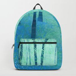 Bluebells, Challock Backpack