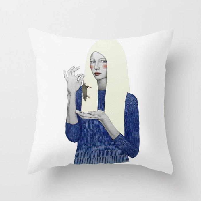 Vana Throw Pillow