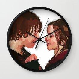 Wizardy love Wall Clock
