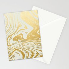 Gold Rush #society6 #decor #buyart Stationery Cards