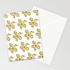 Mosaic Flowers Stationery Cards