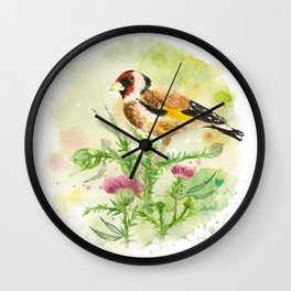 Bird 1 Wall Clock