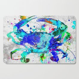 Blue Crab Cutting Board