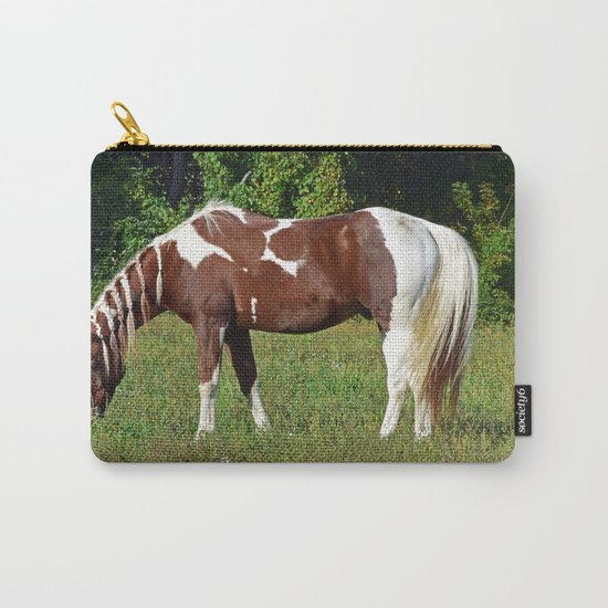Braided Paint Carry-All Pouch