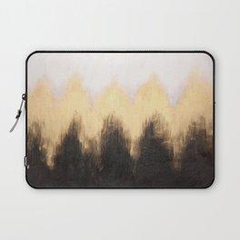 Metallic Abstract Laptop Sleeve