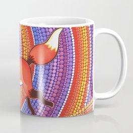 Fearless Friendly Fox Coffee Mug