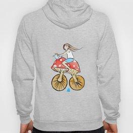 Mushroom Bike Hoody