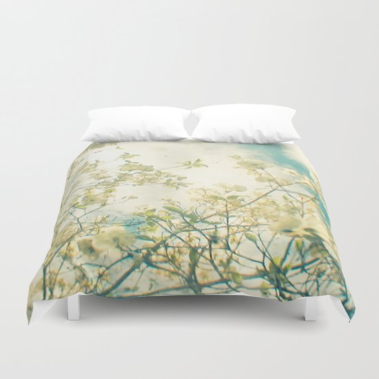 Clusters in the Sky Duvet Cover