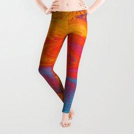 Marbled IX Leggings