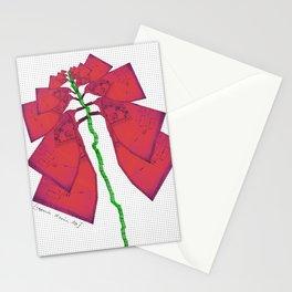 Strange Flora #003 Stationery Cards