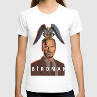 birdman T-shirts featuring The Birdman by RobHansen