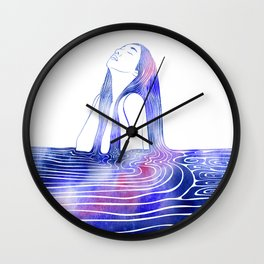 Nereid LXV Wall Clock